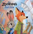 Zootopia Book Cover