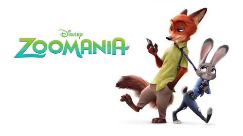 Disney's Zootopia Hintergrund entitled Zootopia Hintergrund
