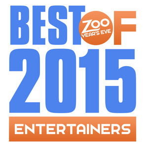 Zootopia's Best Entertainers of 2015