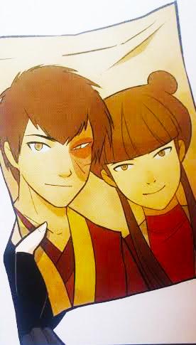 Zuko and Mai Foto