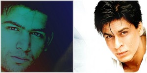 ali sameer and shahrukh khan 3