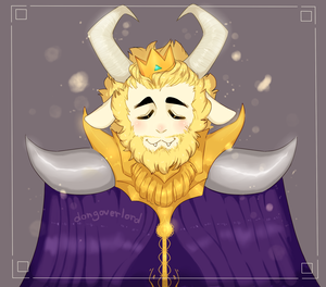 asgore pic द्वारा dongoverload d9cut7k