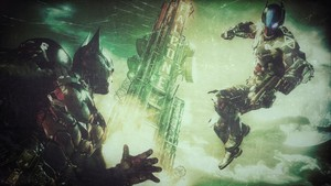 Batman vs arkham knight