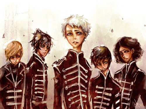 My Chemical Romance images black parade by chriztaychuang ...