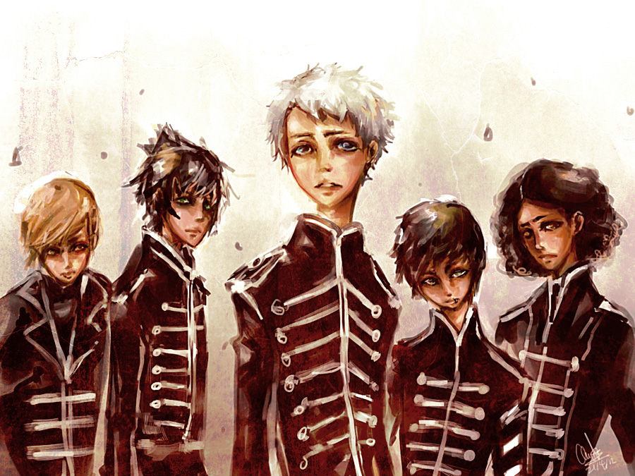 My Chemical Romance Images Black Parade By Chriztaychuang D4x7ivw HD Wallpaper And Background Photos