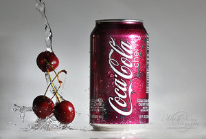 kers-, cherry coke door michelleramey