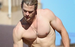 chris hemsworth the Body
