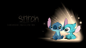 Walt Disney wallpaper - Stitch