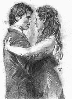 dancing drawing 1x19