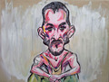 daniel johns  - silverchair fan art