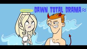 dawn total drama