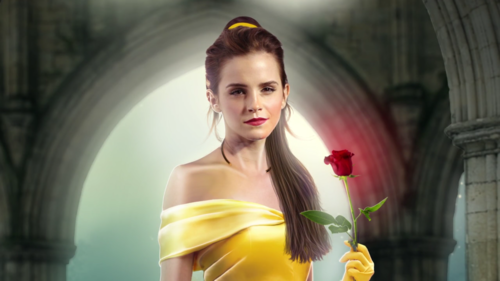 Emma Watson Hintergrund possibly with a bouquet called emma watson belle