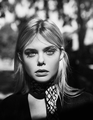 iD Magazine - elle-fanning photo