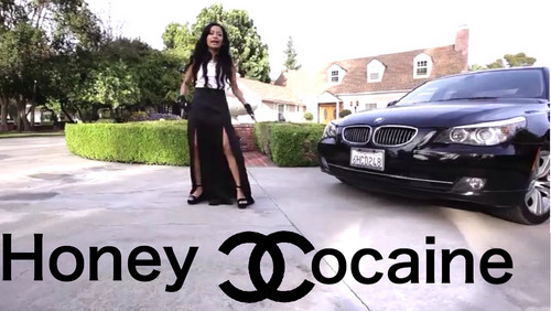 Honey Cocaine wallpaper titled image