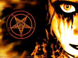 infernal demon fond d'écran par thesoulhunteress