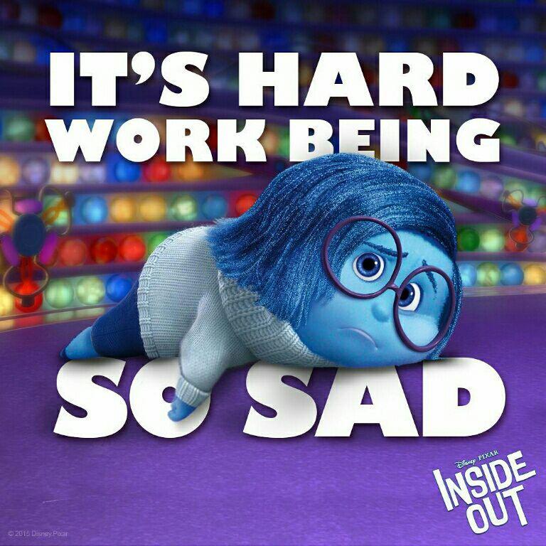 Disney•Pixar imagens - Sadness