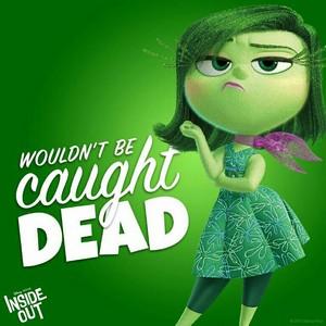 Disney•Pixar images - Disgust