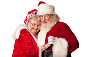 istock 000013622024small mr and mrs claus