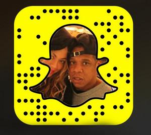 제이 지 Snapchat
