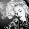 Madonna photo containing a portrait called Madonna dentelle musique celebrity stars