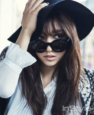 park shin hye instyle april 2015 pictures fashion
