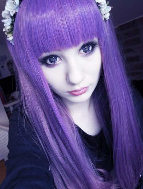 Pastel Goth Fanclub Images Pastel Goth Purple Wallpaper And