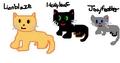 power of three - warrior-cats photo