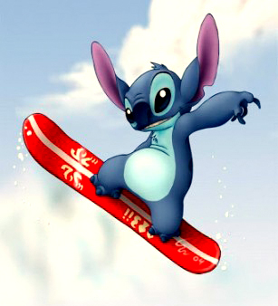 Walt disney fan Art - Stitch