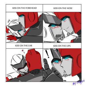 Transformers baciare meme