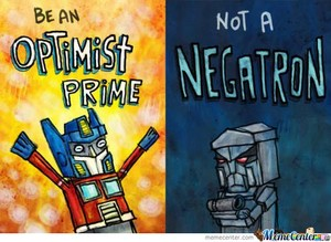 Transformers life inspiration