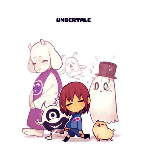 UNDERTALE-The Game wallpaper titled tumblr ni9xdaNyyD1rklg6go1 500