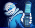 undertale text door shrineheart d9drbp0