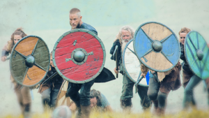 vikings headers