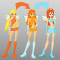 winx fusion bloom and stella