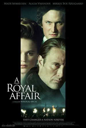 'A Royal Affair' (2012): Posters