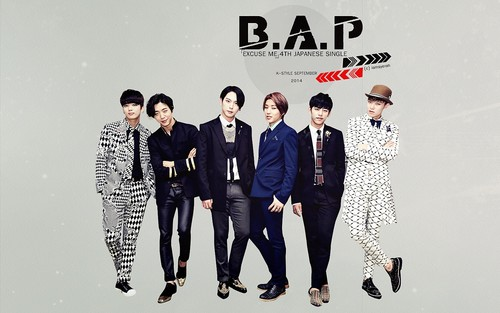 B.A.P Обои with a well dressed person and a business suit titled ♥ B.A.P ♥