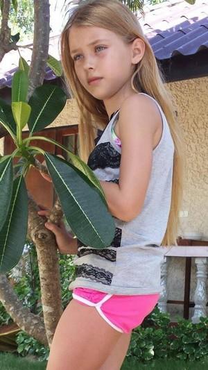 Beautiful Albanian Girl, Albania - People