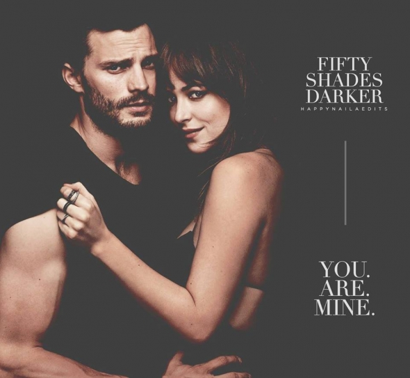 what is fifty shades darker about