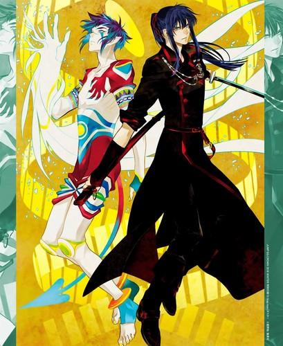 manga wallpaper containing Anime entitled ººD. Gray Manºº