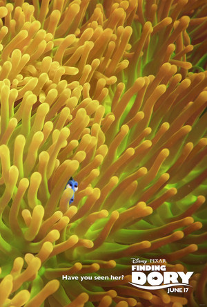 'Finding Dory' Promotional Poster
