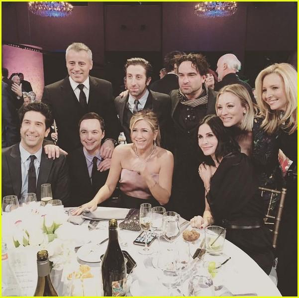 'Friends' Cast Reunites