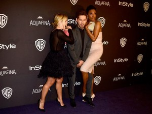 January 10th 2016, InStyle And Warner Bros. 73rd Annual Golden Globe Awards Post-Party