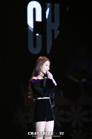 [Official Photos] 151231 IU 'CHAT-SHIRE' National Encore concerto Tour [Behind]