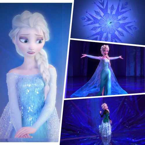 Frozen wallpaper entitled ♥Queen Elsa♥