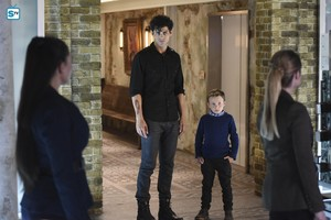 'Shadowhunters' 1x08 Bad Blood (stills)