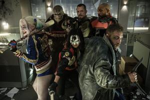 'Suicide Squad' Promotional Image