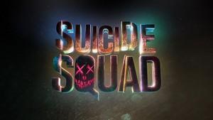'Suicide Squad' 제목 Card