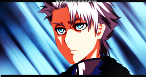 *Toshiro Hitsugaya : Back In Action*