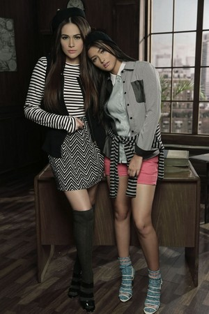 002 Liza Soberano and Bea Alonzo Kashieca Back To School