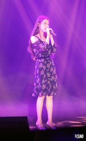 160110 IU at IandU Concert in Taipei